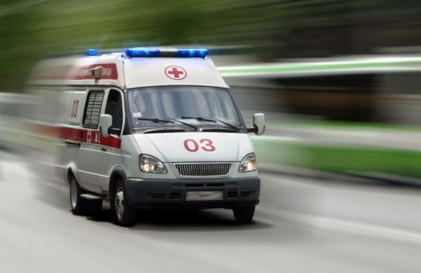 Мальчик намотоцикле без шлема иправ попал вДТП вПетрославянке