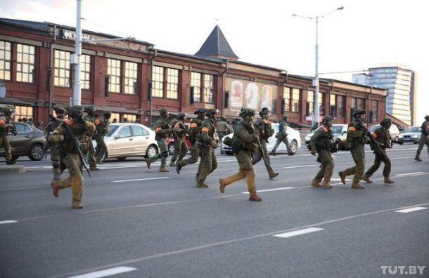 Минздрав признал, что два человека погибли вБеларуси вовремя протестов