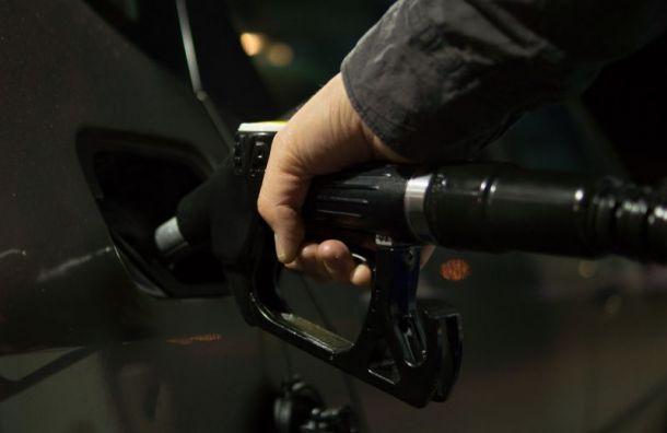 Петербург оказался среди регионов ссамым дешевым бензином