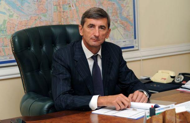 Харлашкин покинул пост гендиректора Метростроя