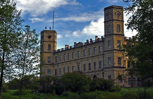 Столицей Ленобласти к2021 году может стать Гатчина