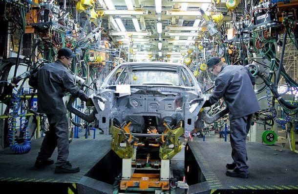Заводы Nissan иHyundai вПетербурге вернулись кработе