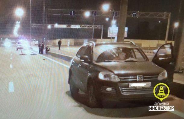 Водитель кроссовера насмерть сбил женщину вМосковской Славянке