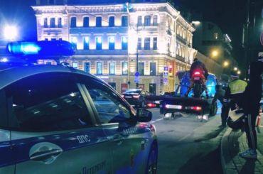 Юноша без прав доехал намотоцикле изМосквы вПетербург