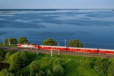 Россияне снова смогут добраться напоезде доКалининграда