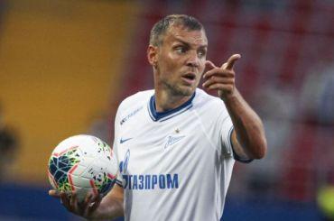 Травмированный Дзюба может вернуться кматчу против ЦСКА