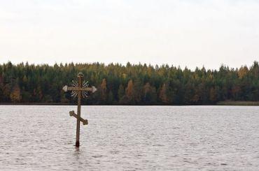 Пенсионерка утонула рядом сАнтониево-Дымским монастырем