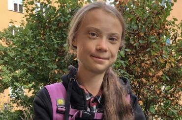 Грета Тунберг вернулась вшколу после годичного перерыва