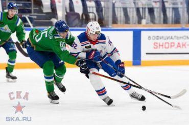 СКА уступил вматче за3-е место наКубке чемпионов КХЛ
