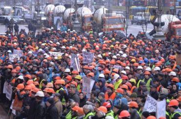 Белорусы готовят национальную всеобщую забастовку