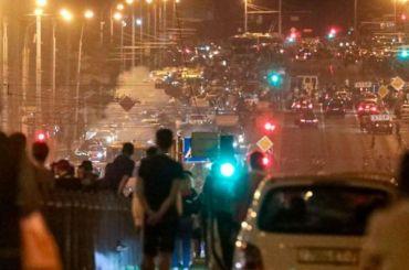 Погиб участник протестов вМинске