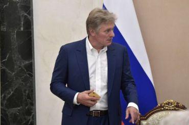 Кремль неувидел повода для возбуждения дела пофакту отравления Навального