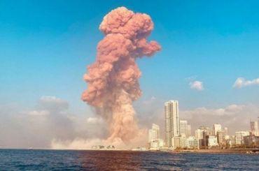 Число жертв взрыва вБейруте увеличилось до78 человек