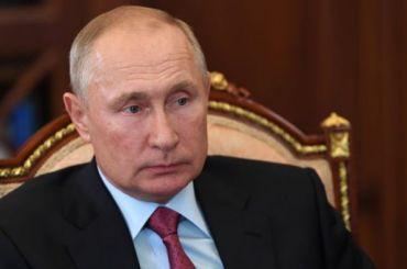 Путин заработал в2019 году почти 10 млн рублей