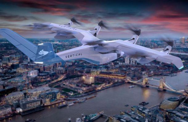 Британские такси скоро начнут летать