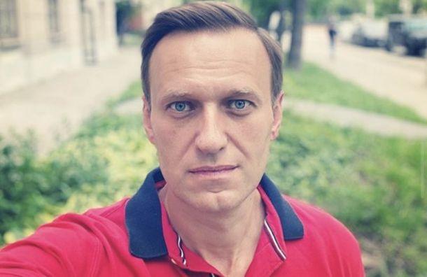 Полиция: вещество, которым отравили Навального, опасно для окружающих