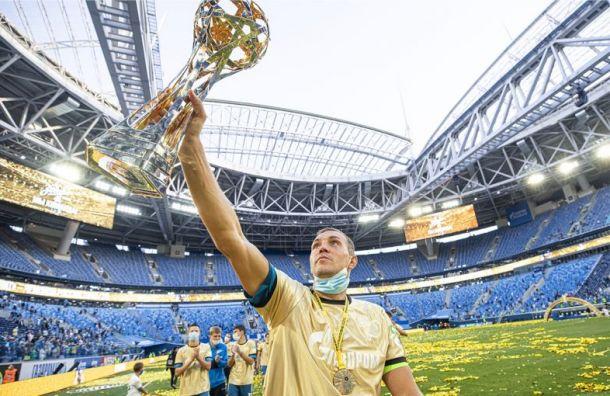 Дзюбу признали лучшим игроком РПЛ, Семака— лучшим тренером