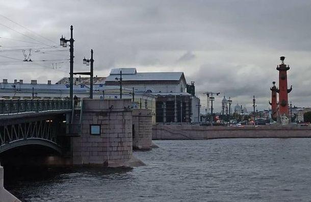 Ветрено ихолодно будет вПетербурге 18сентября