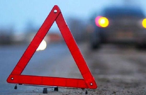 Пассажир Hyundai погиб встрашной аварии натрассе М-11 «Нева»