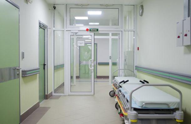 Мариинская больница будет закрыта как минимум досередины сентября
