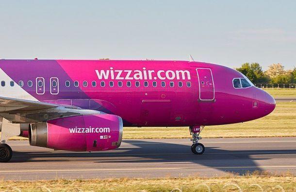 Wizz Air вновь отложил полеты изПетербурга вСкандинавию инаМальту