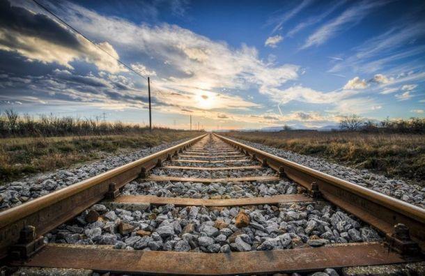 Парень попал под поезд наперегоне «Лахта— Новая Деревня»