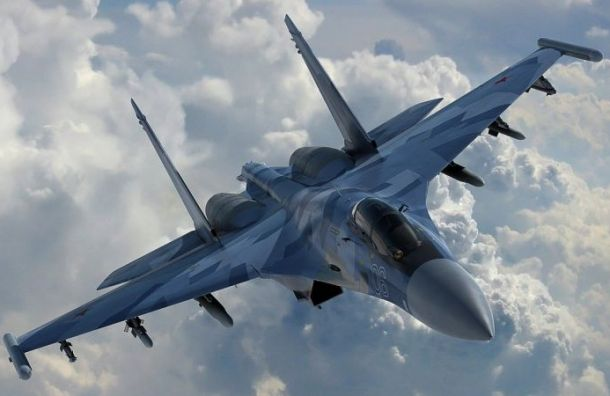 Истребитель потерпел крушение под Тверью вовремя тренировочного полета