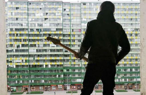Группа «ДДТ» сняла клип наэтажах долгострояЖК «Десяткино 2.0»