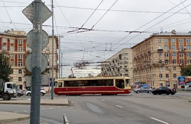 Транспортный коллапс произошел уЗаневской площади