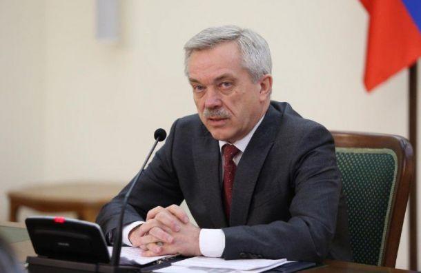 После 27 лет работы ельцинский губернатор ушел в отставку
