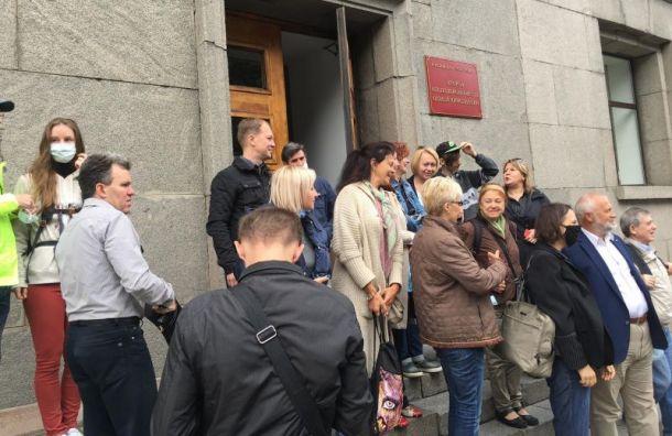Защитники Муринского парка выиграли апелляцию всуде