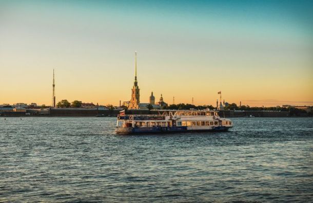 Петербург может стать столицей водного туризма России