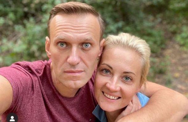 Навальный рассказал, благодаря кому онвыжил