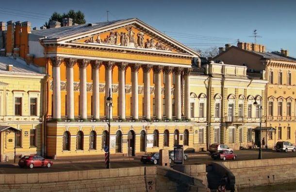 Филиал Музея истории Петербурга вособняке Румянцева закрыли накарантин