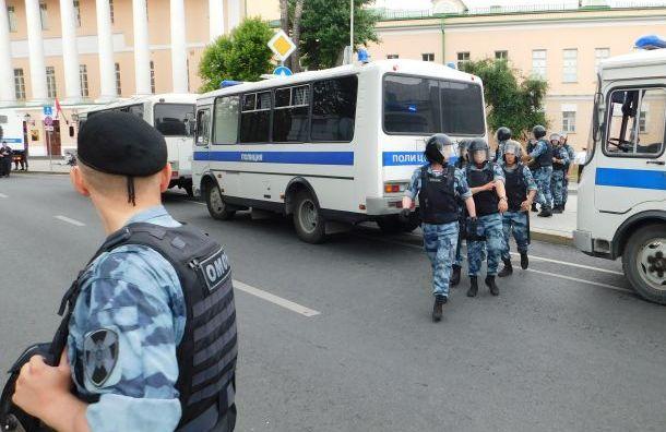 Силовики пришли собысками вмосковский штаб «Другой России»