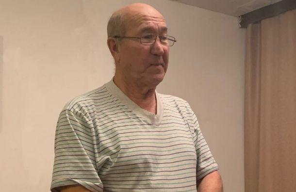 Пожилой мужчина вышел избольницы после инсульта ипропал