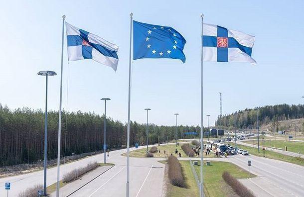 Когда откроют границы россии с финляндией квартиры в оаэ фото