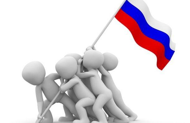 ФОМ: Более 80% россиян назвали себя патриотами