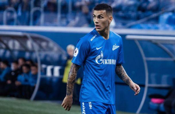 Экс-футболист «Зенита» Паредес заразился коронавирусом