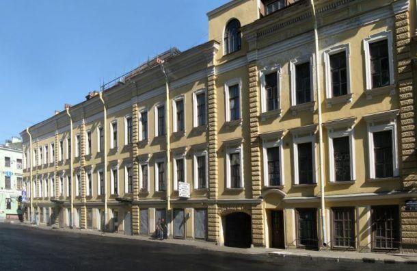 Активисты провели пикеты взащиту Дома Челищева вцентре Петербурга