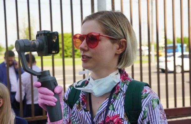 ВМинске пропала корреспондент «МБХ медиа» Анастасия Ольшанская