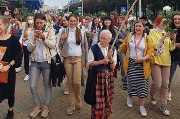 Более 30 человек задержали вБелоруссии на«Женском марше»