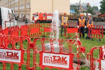 ГУП «ТЭК СПб» назвал самые «дефектные» районы города