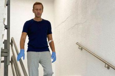 Разработчик «Новичка»: восстановление Навального может занять год