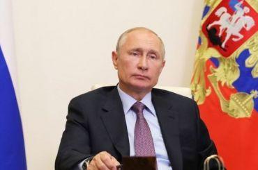 Писатель выдвинул Владимира Путина наНобелевскую премию мира