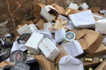 «Запретный хамон»: более 46 тонн «санкционки» нашли впорту Петербурга