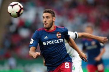 «Зенит» пытался купить лидера ЦСКА Влашича за25млневро