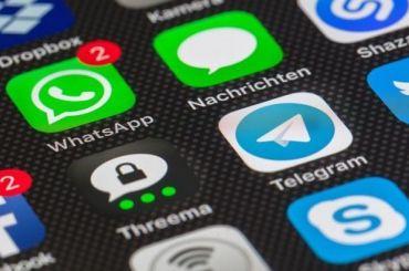 Крупный сбой случился вработе Telegram