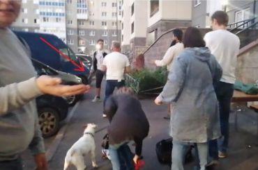 Нажильцов, пытающихся создать ТСЖ, напали сножом