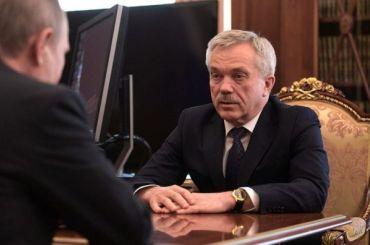Путин освободил отдолжности губернатора Белгородской области Савченко